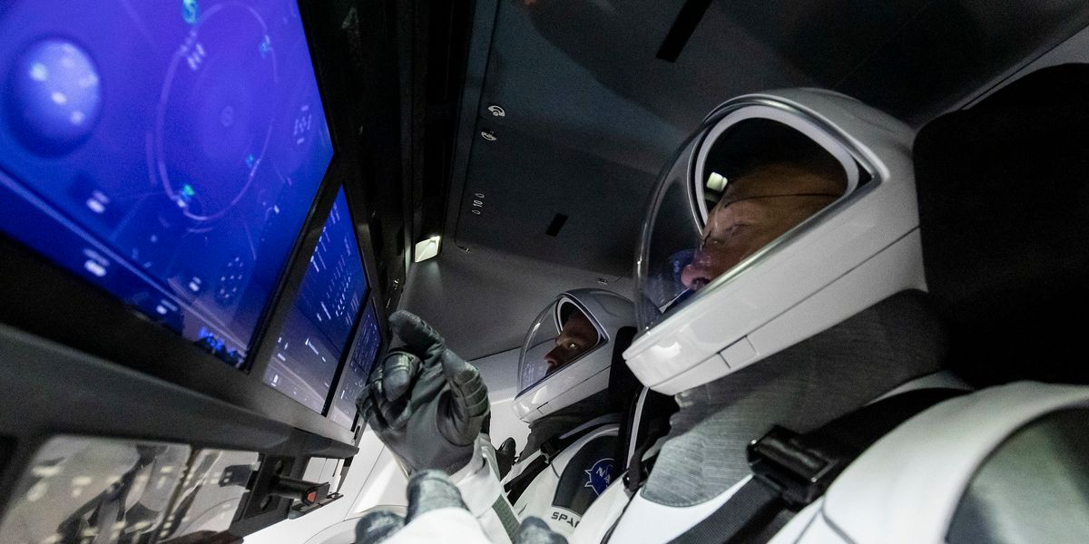 SpaceX, lo Spazio cambia look