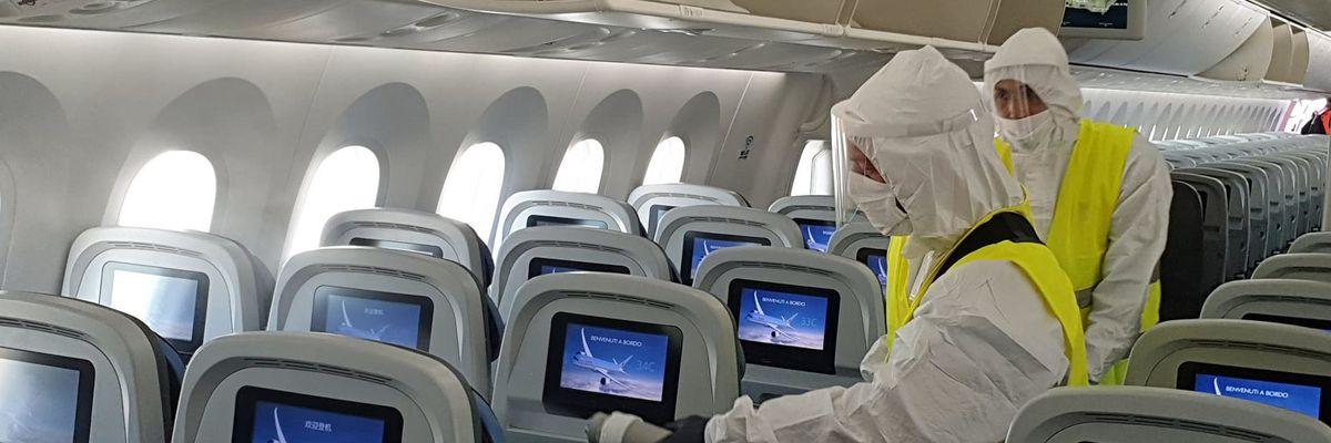 Aerei: chi torna a volare dal 3 giugno