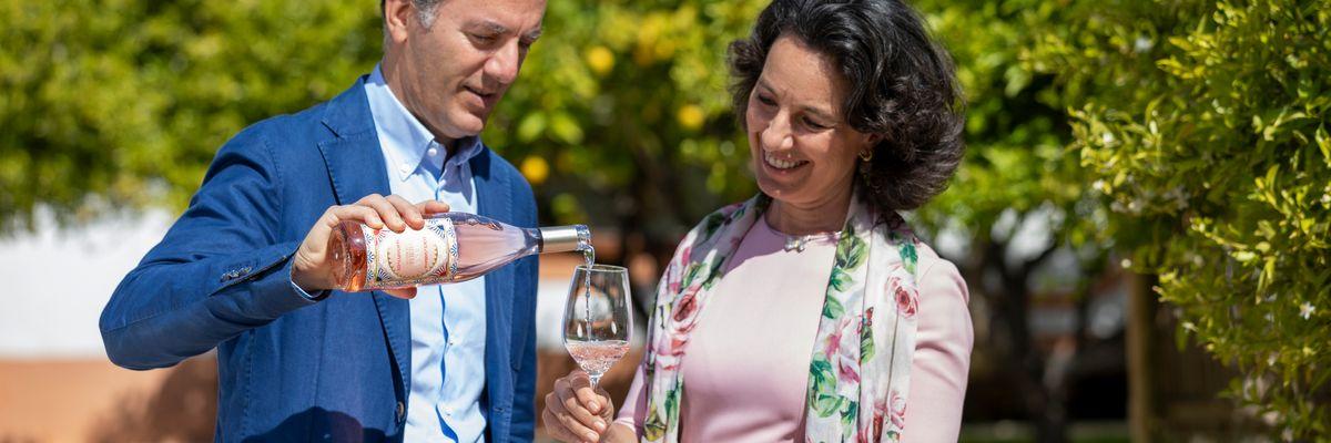 Dolce&Gabbana puntano sul rosato (il vino)