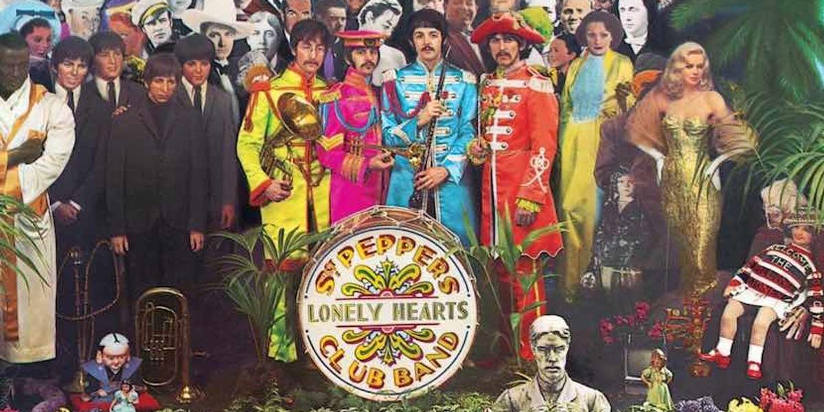 L'album del giorno: Beatles, Sgt.Pepper's Lonely Hearts Club Band