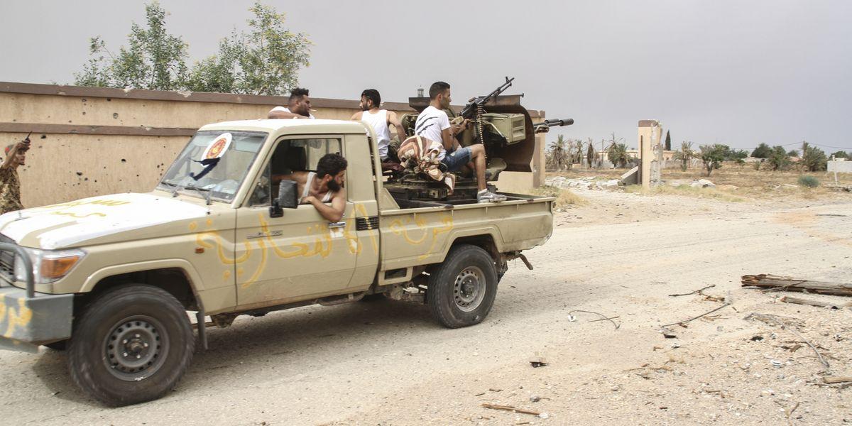 Libia: il bottino da spartire