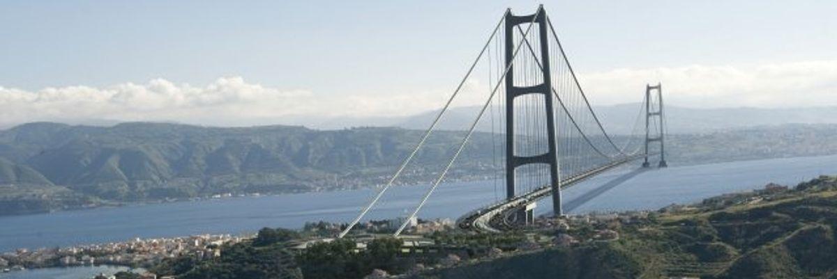 Ponte sullo Stretto di Messina: la storia infinita di un sogno italiano
