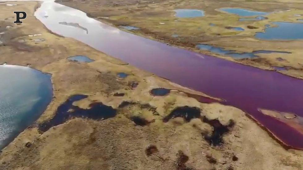 Disastro ambientale in Siberia: 20 mila tonnellate di gasoli