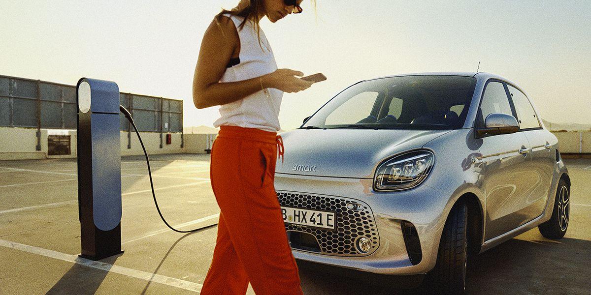 La rivoluzione elettrica di smart