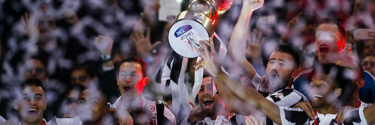 coppa italia juventus milan quanto vale vincere la coppa italia
