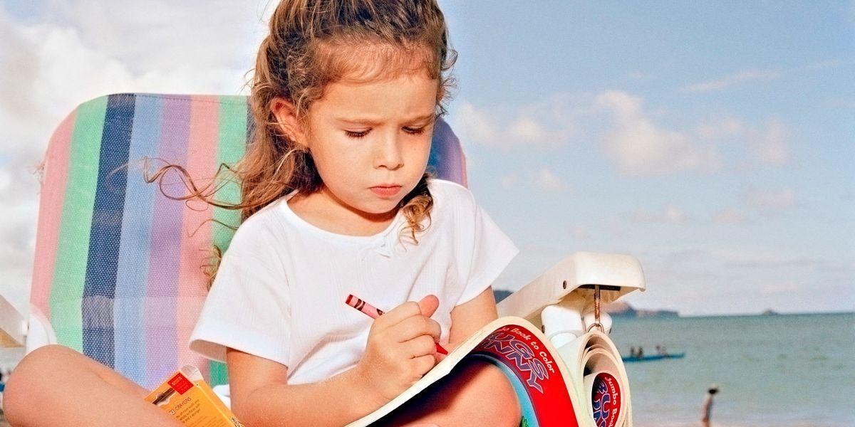 Nell'estate dei piccoli, stop allo studio