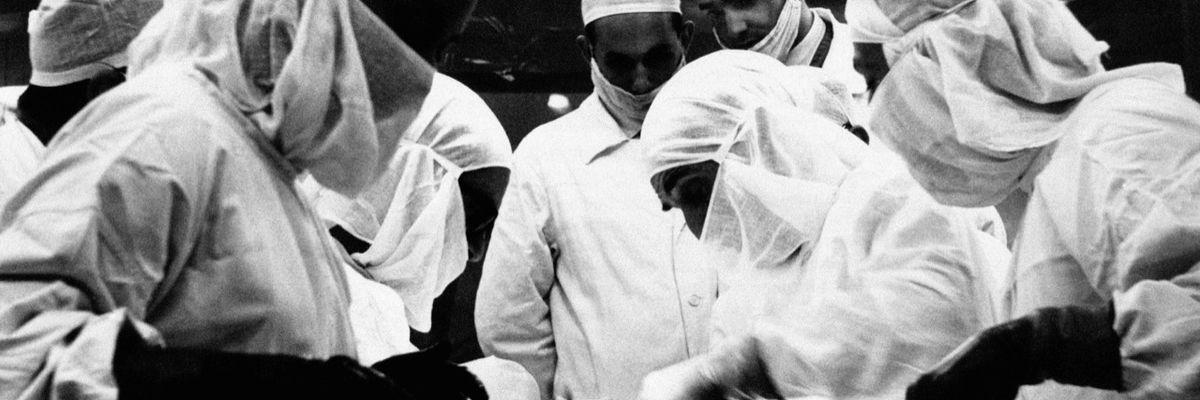 Quando i medici non si lavavano le mani