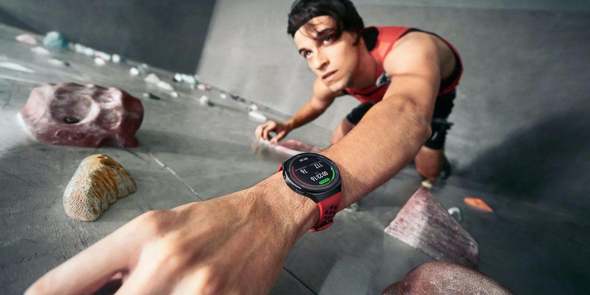 Huawei Watch GT 2e: l'orologio con il saturimetro integrato