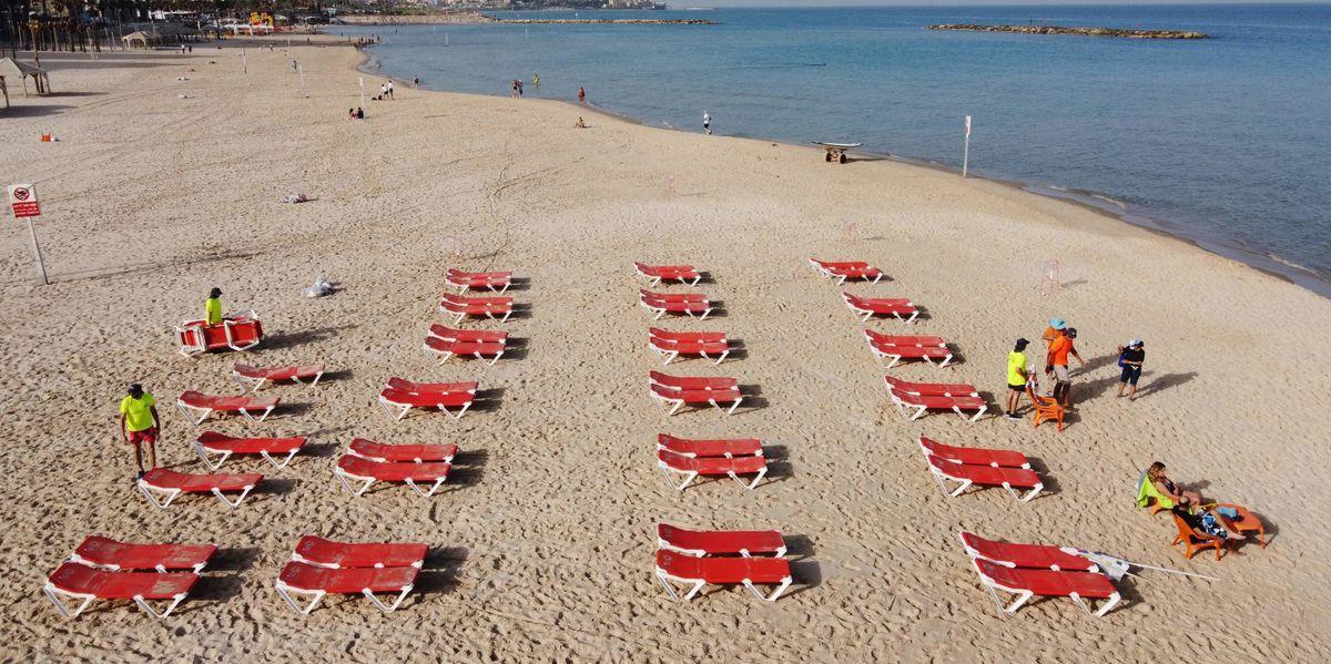 Per salvare l'estate arriva la spiaggia 4.0