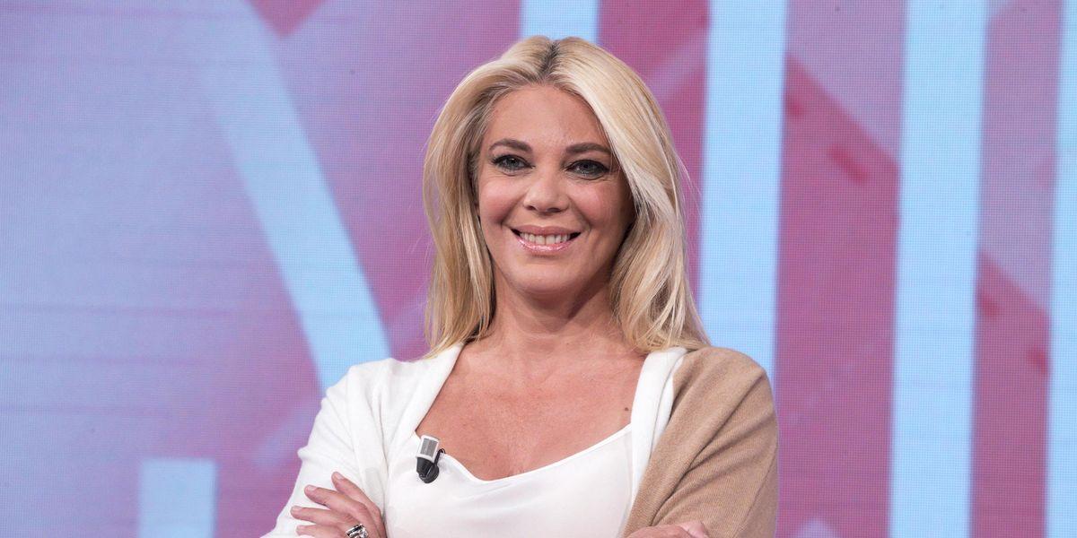 Eleonora Daniele: «L'ultimo sprint in video e poi vedrò la mia Carlotta»