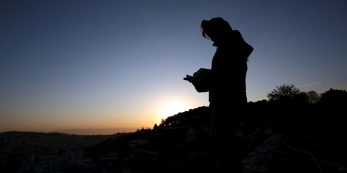 Il Talmud dice: se c'è una epidemia stai a casa