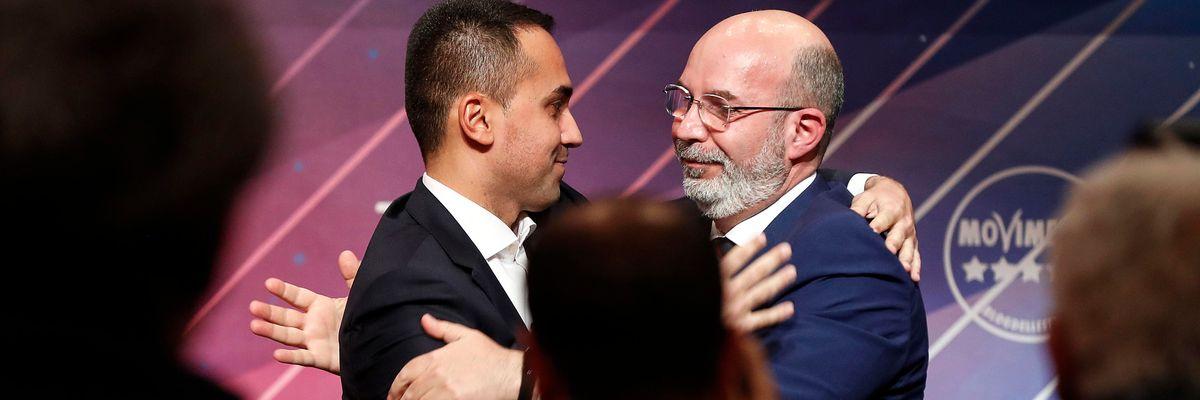 Di Maio cerca di riprendersi un Movimento schiacciato tra PD e pacifismo della Lega