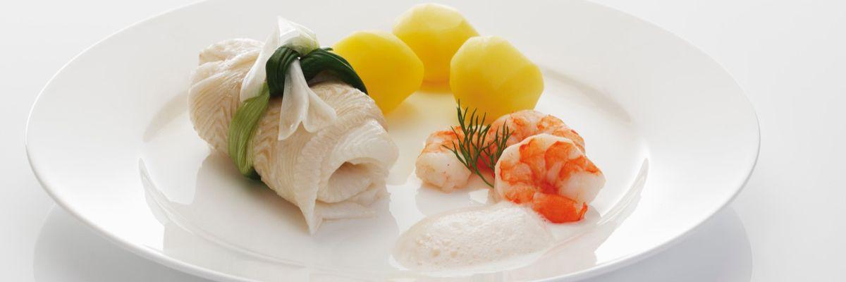 Cuciniamo insieme: Involtini di sogliola e mazzancolle in salsa piccante