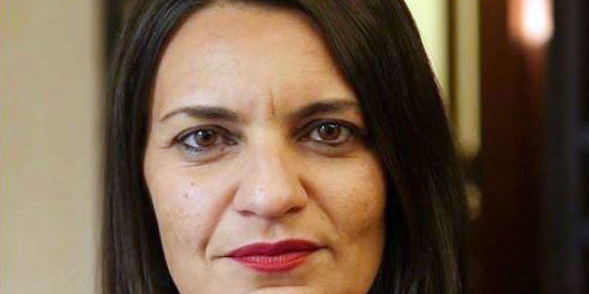 Giulia Lupo, la senatrice volante
