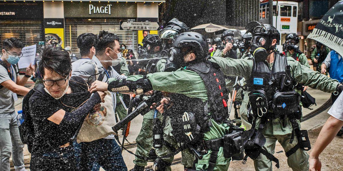 Hong Kong torna a dividere Washington e Pechino