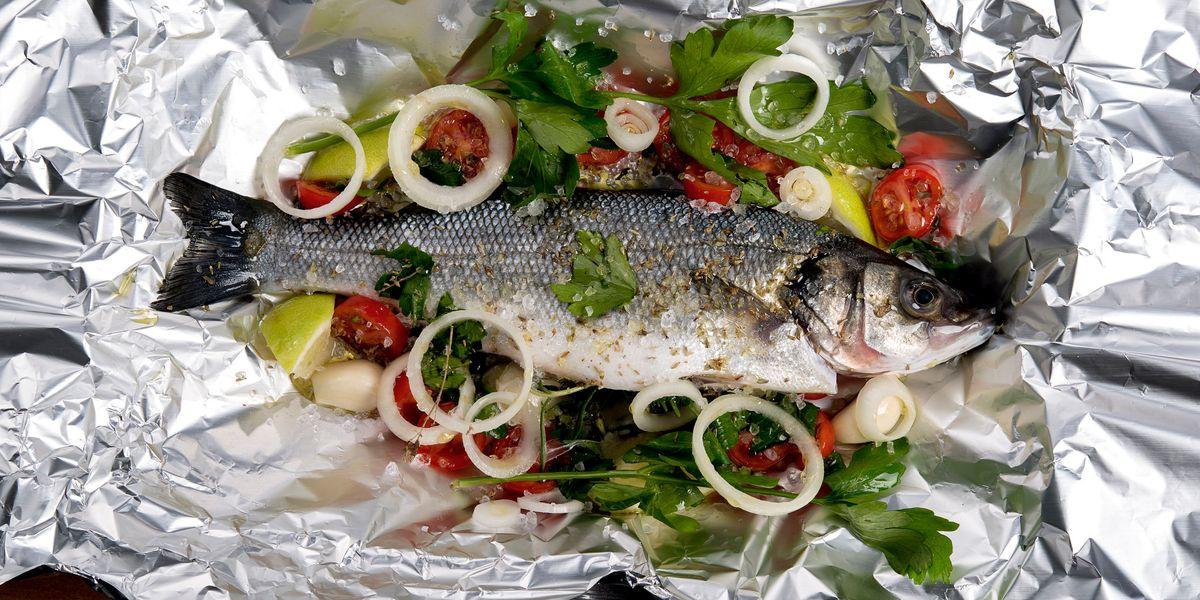 Cuciniamo insieme: pesce bianco al cartoccio al profumo di Maremma