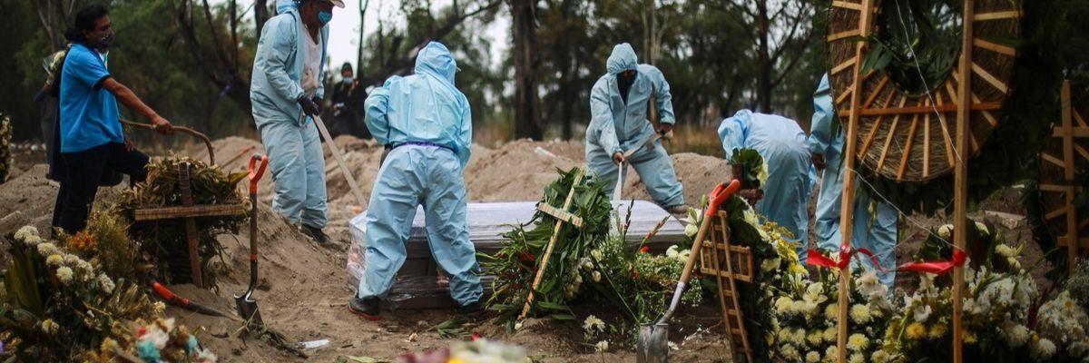 Messico: la pandemia fa guadagnare i narcos