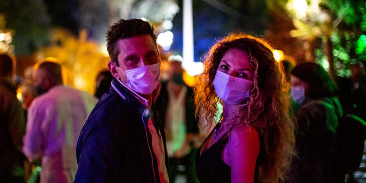 corionavirus covid-19 misure sicurezza contenimento mascherine 14 luglio