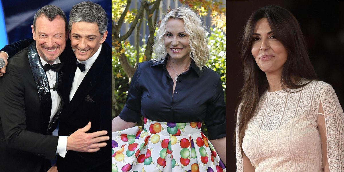 Palinsesti Rai: Amadeus bis al Festival, torna la Clerici, evento De Filippi-Ferilli