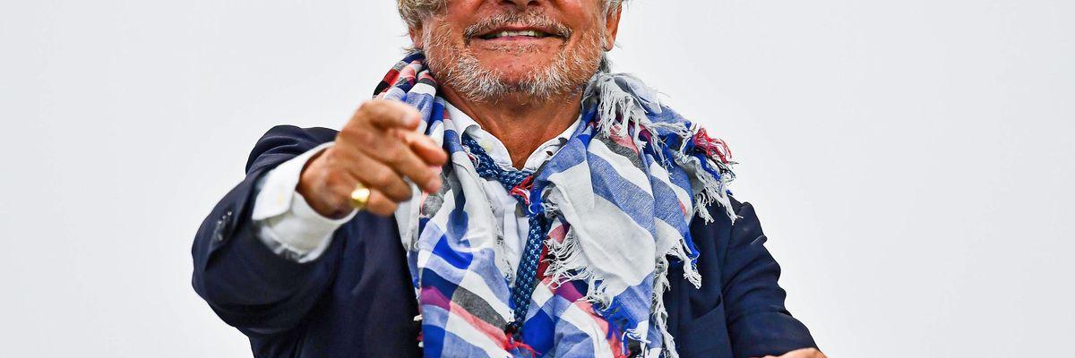 Massimo Ferrero (Viperetta): «La vita è un trucco. Ma i trucchi devi saperli fare»