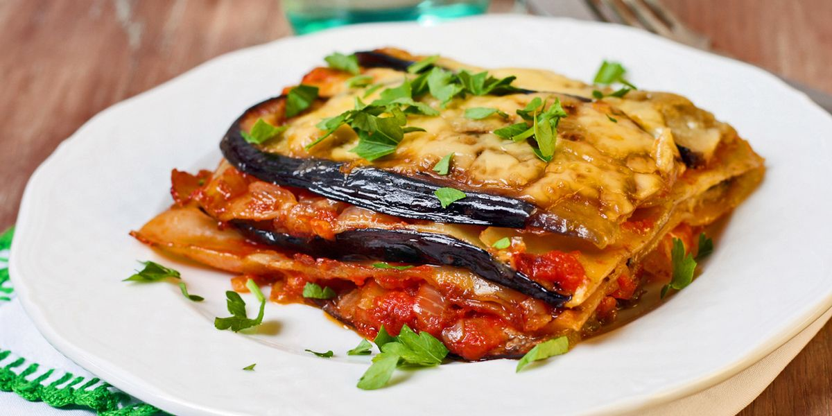 Cuciniamo insieme: Lasagne di melanzane