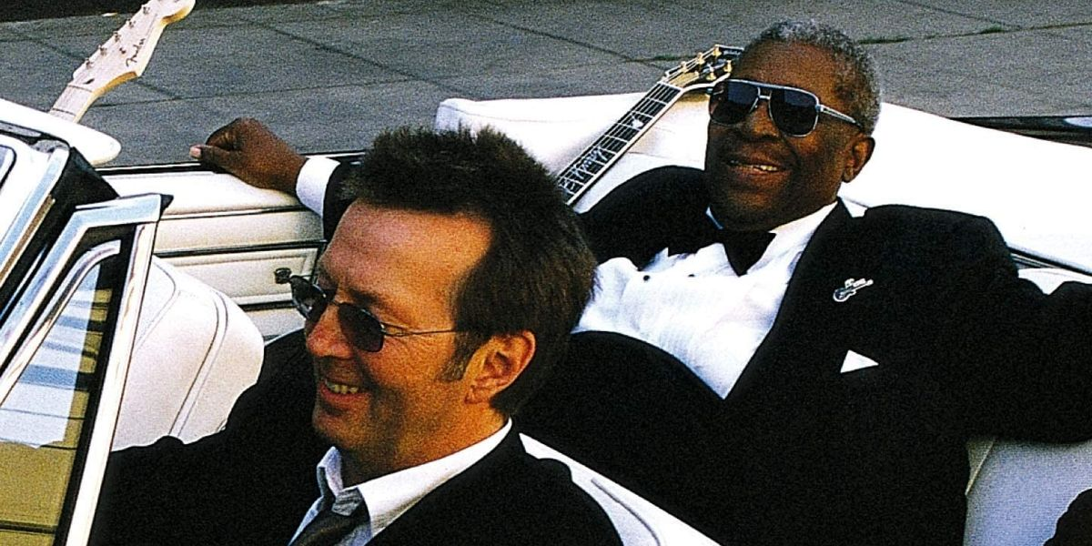 L'album del giorno: B.B. King & Eric Clapton, Riding with the king
