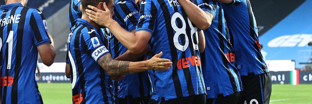 atalanta serie a champions league