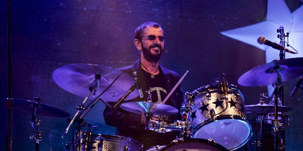 Ringo Starr, gli 80 anni di un Beatles