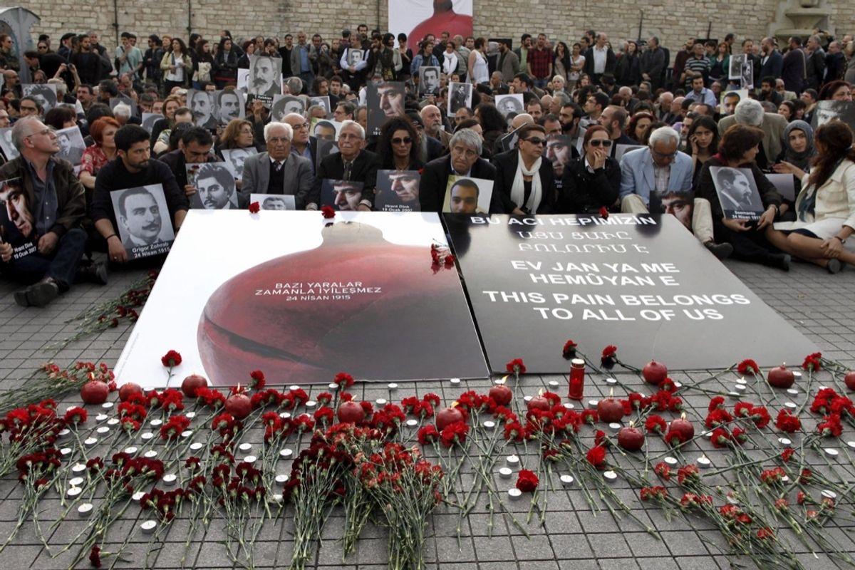 La comunità internazionale ha una colpa: non obbligare l