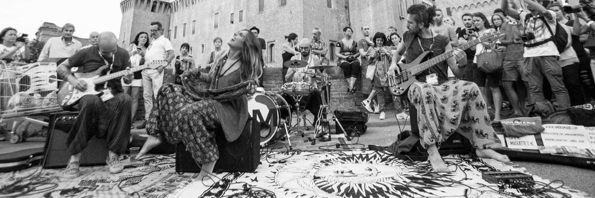 Ferrara Buskers Festival: va in scena la musica di strada