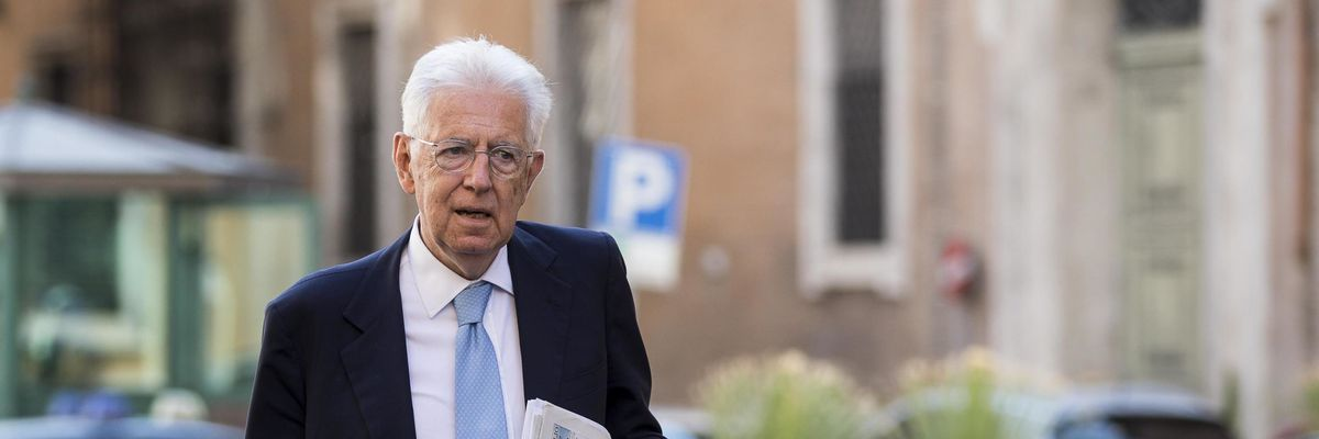 Mario Monti, l'uomo dei tagli si occuperà del Covid per l'Oms