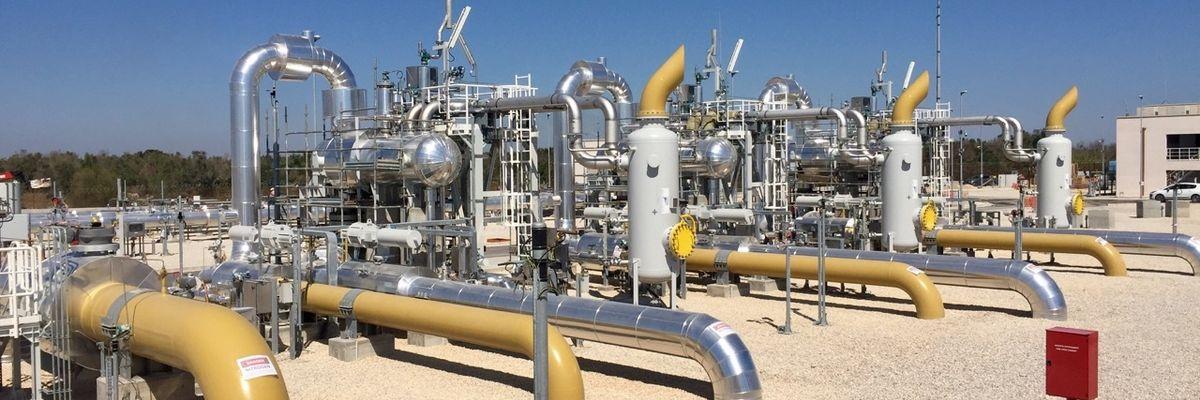 Il gasdotto che fa bene all'ambiente