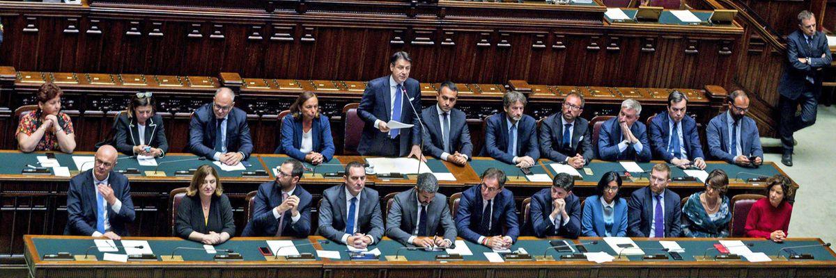 Avviso di Garanzia per Conte e 6 ministri