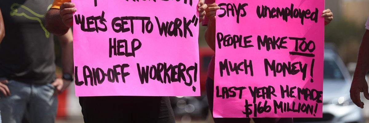 Tutto il mondo preoccupato per l'andamento del mercato del lavoro