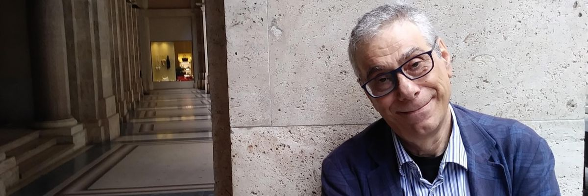 Guido Garufi: dentro la «Filigrana» della vita