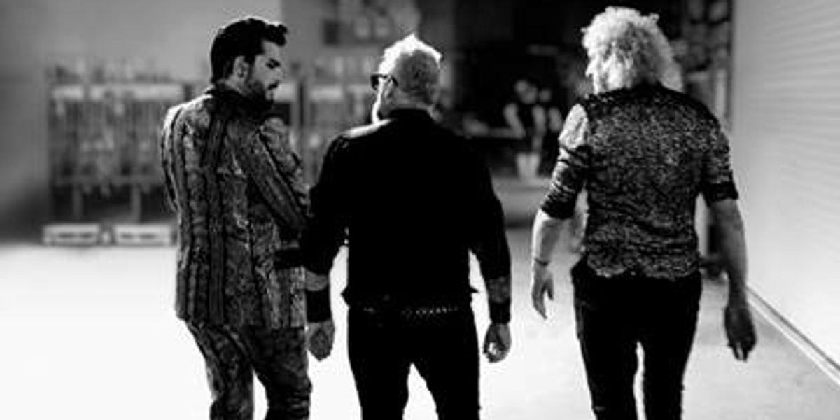 Queen: esce Live Around the world con Adam Lambert