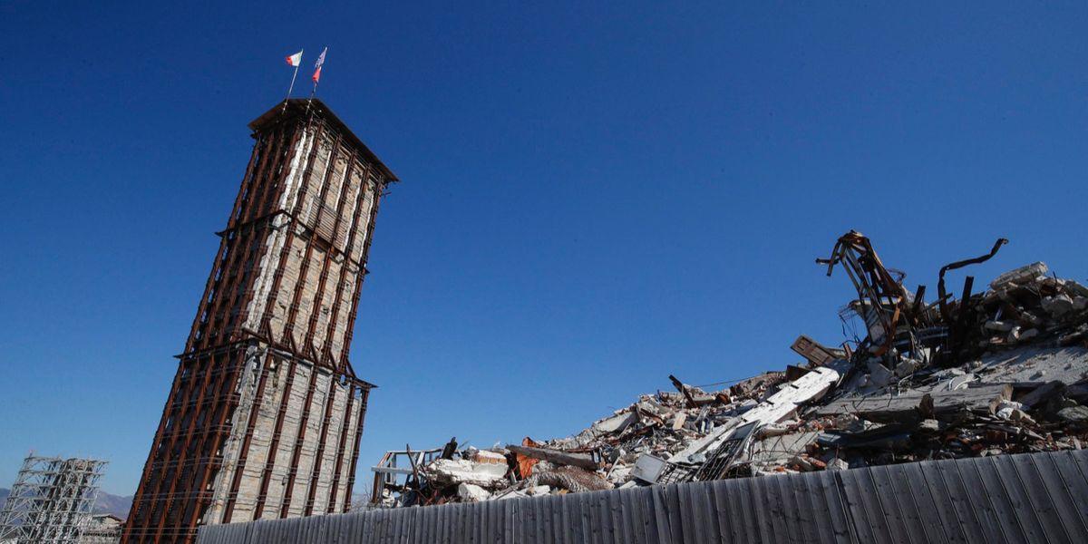 Terremoto senza fine