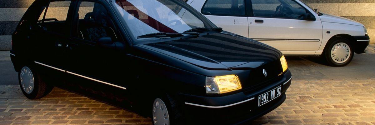 La Renault Clio ha trent'anni (storia e foto)