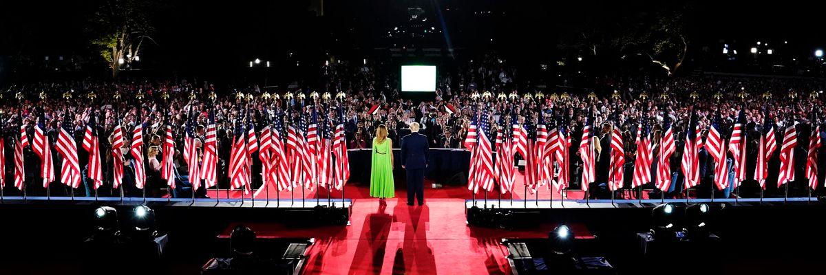 Con la convention Trump porta i repubblicani più vicini alla working class