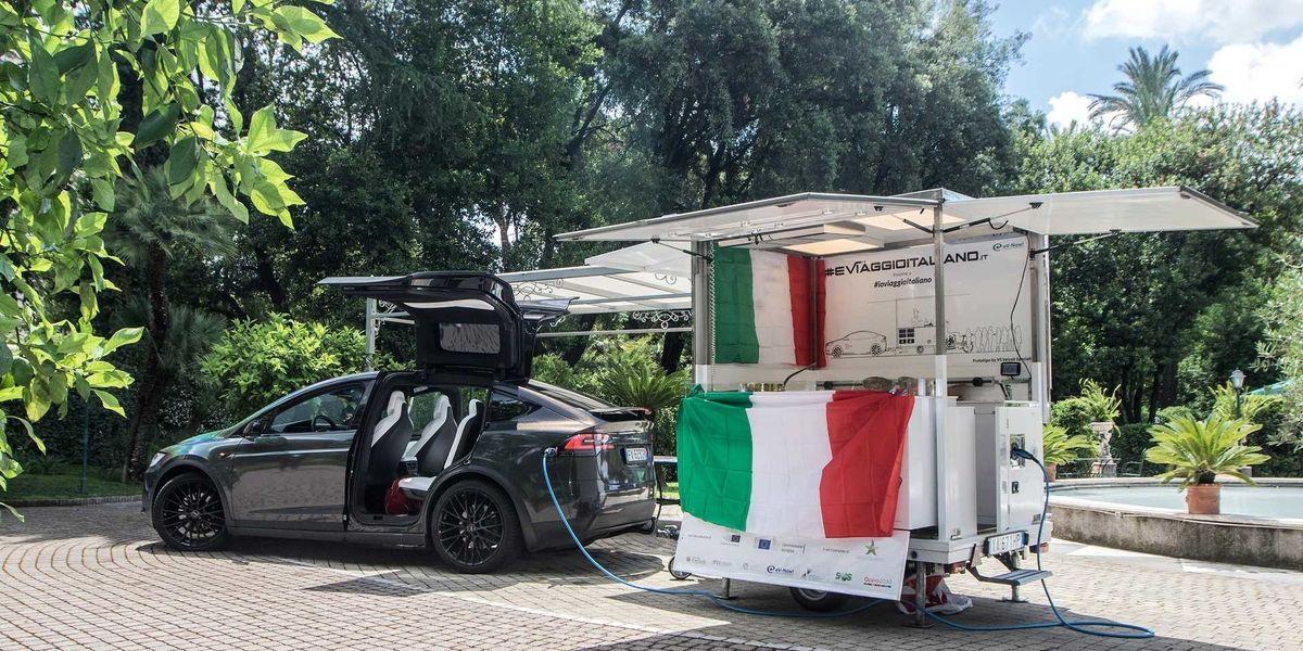 #EViaggioItaliano: un tour green tra le eccellenze d'Italia