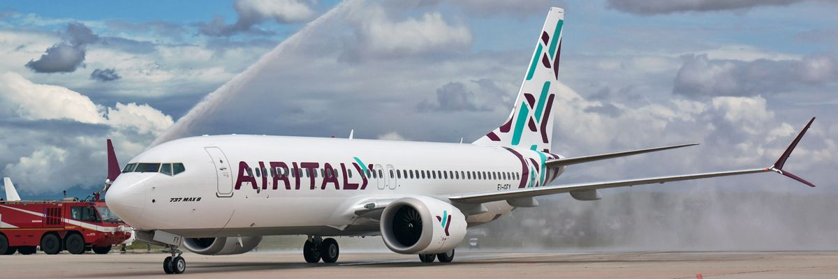 La vicenda Air Italy e la fine del nostro trasporto aereo passato da 20 a 4 compagnie