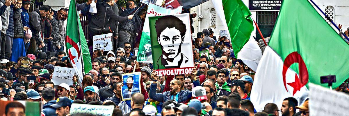 Algeria ad alta tensione