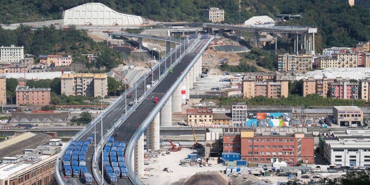 La Consulta bacchetta il governo: sulle autostrade a Genova si poteva agire subito