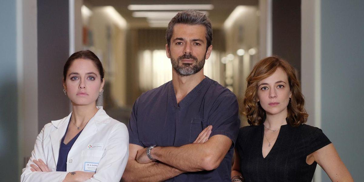 Doc-Nelle tue mani: tutto sulle nuove puntate della serie con Argentero