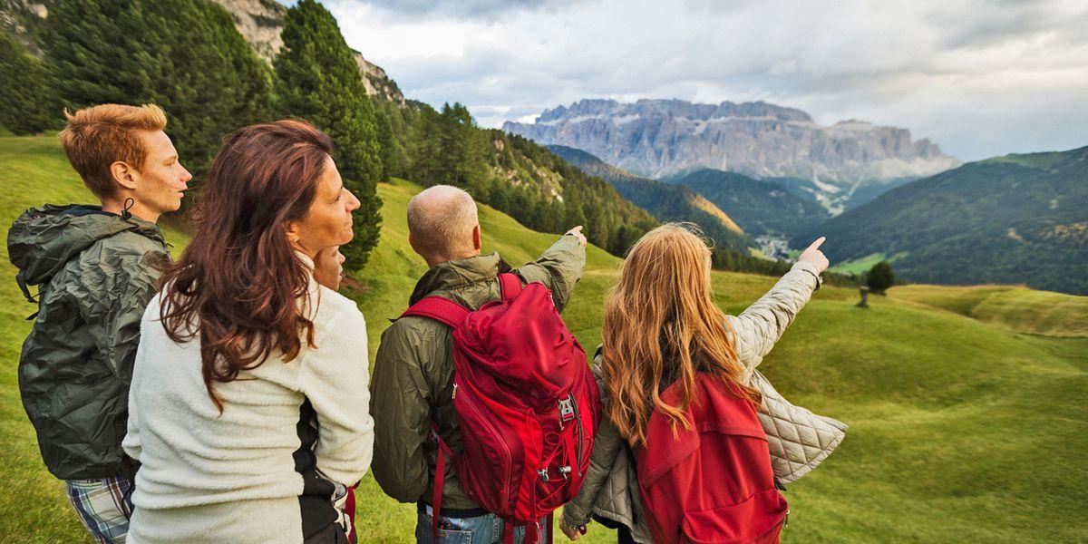 Le 10 regole per la vacanza in montagna