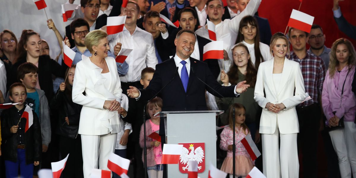 La Polonia spaccata di un leader poco amato