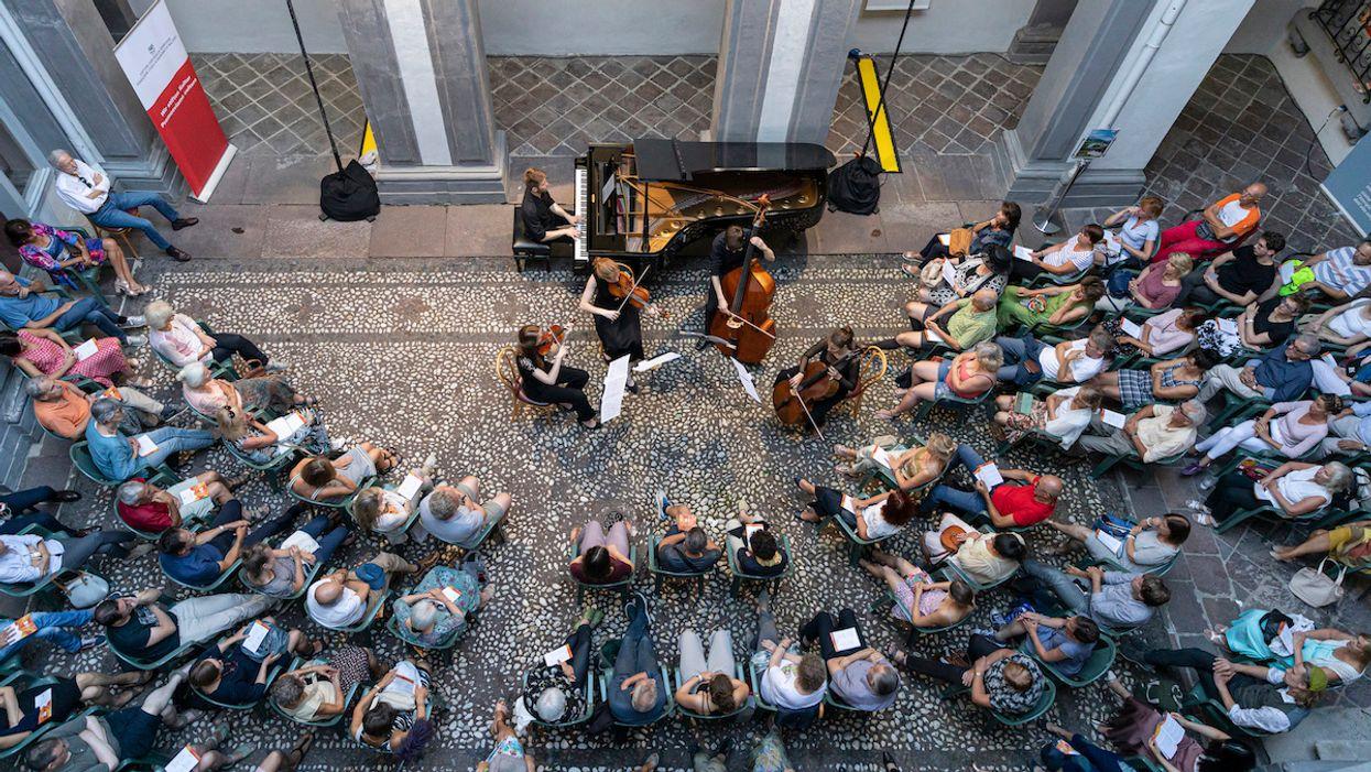 Al Bolzano Festival Bozen Rachmaninov incontra i Queen