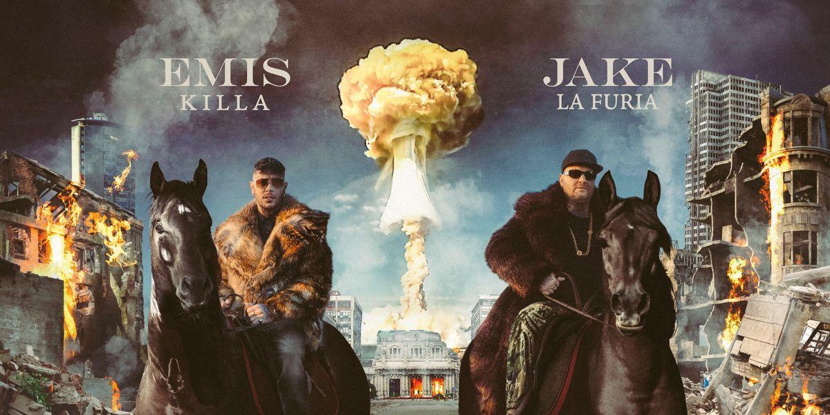 """A settembre esce """"17"""" l'albumdi Emis KIlla & Jake la Furia"""