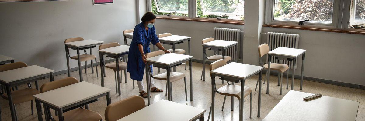 «Nella mia scuola di Codogno mancano metà degli insegnanti»