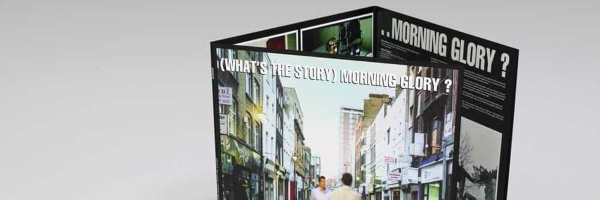 Oasis: (What's The Story) Morning Glory? compie 25 anni